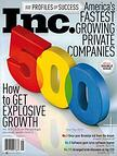 Inc. 5000 Magazine - Media Relations by Axia Public Relations