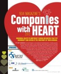 904 Magazine Companies with Heart - Media Relations by Axia