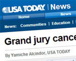 USA Today logo - Law Firm PR from Axia Public Relations