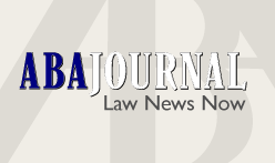 American Bar Journal Logo - Law Firm Public Relations by Axia Public Relations