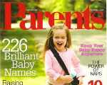 Parents Magazine - Media Relations for Nasopure by Axia Public Relations