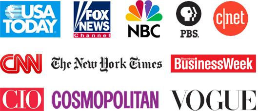 Media Logos - Axia Public Relations