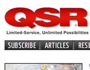 QSR Magazine - Media Relations by Axia Public Relations