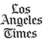 Los Angeles Times Logo - Media Relations by Axia