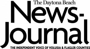 Daytona Beach News Journal logo - Restaurant PR by Axia