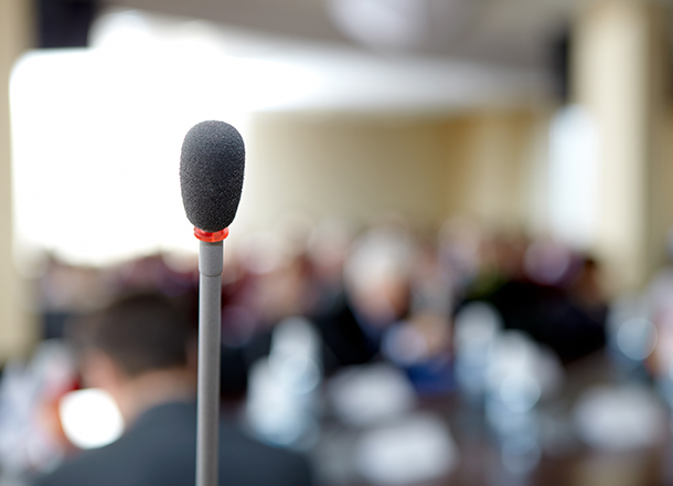 Public speaking engagements can be tricky to do, but KeyNote will give you the skills needed to succeed in one.