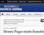 Money Pages start franchising