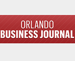 PR campaign earned media coverage in Orlando Business Journal