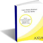 Free eBook - Learn Media Relations from the Media