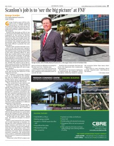 Article - Axia PR Client FNF Featured in Business Journal