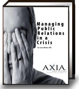 Crisis PR Free Ebook - Managing Public Relations in a Crisis
