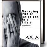 Free Crisis Public Relations Ebook From Axia Public Relations