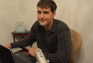 Axia Public Relations intern, Marty Nemec