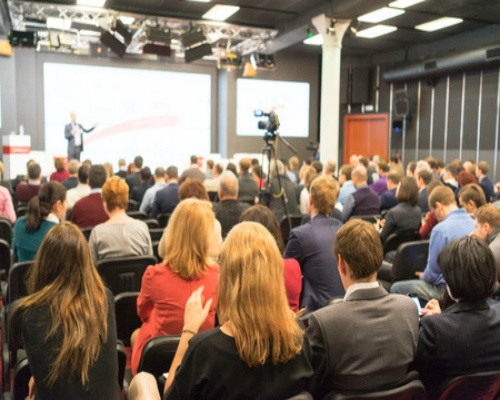 Speaking engaments are a great way to increase your company's visibility. KeyNote℠ will help you get appropriate speaking venues.