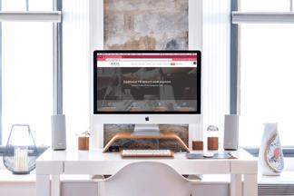 Axia PR website