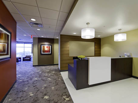A look inside Axia Public Relation's Orlando office.