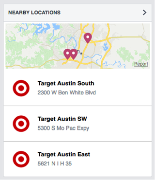 How to add multiple locations to your company's Facebook page