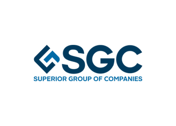 Superior Group of Companies is one of the largest companies in the uniform, promotional products, and business process outsourcing industries. Click here for our PR case study.