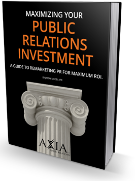 Once you've put down the money for a public relations investment, you need to know how to make it work the best for you.