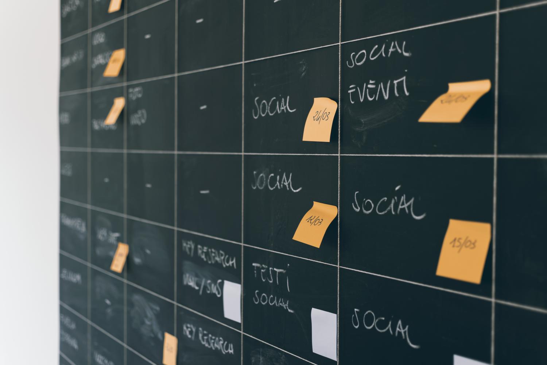 Avoid 10 social media blunders
