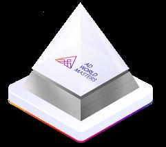 Ad World Masters award graphic