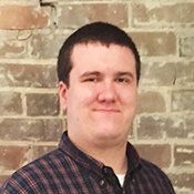 Jacob McKimm is Axia's web developer.