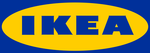Ikea's logo.