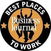 Business Journal Best Places to Work award