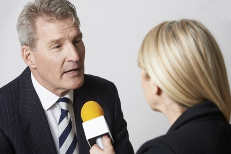 Even the smallest media interviews can have benefits.
