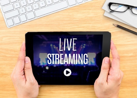 Facebook Live can help you connect directly to your key audiences.