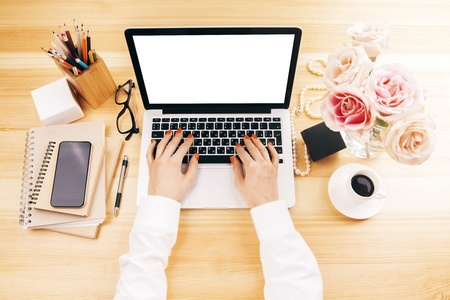 Blogging and your company will work well together.