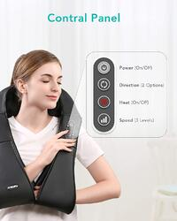 Back and neck massager.