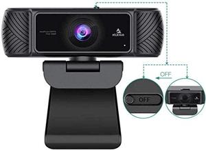 A 1080P webcam