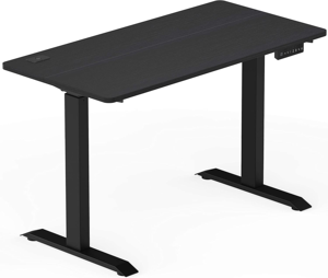A desk to put a computer on.