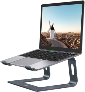 A stand for desktops.