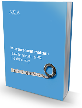 There is a way to measure your company's PR efforts. Read this free ebook to discover how.