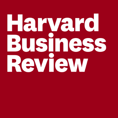 pitch Harvard Business Review