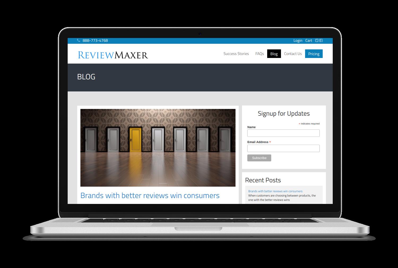 reviewmaxxer-blogging